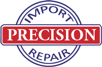 Precision Import Repair logo